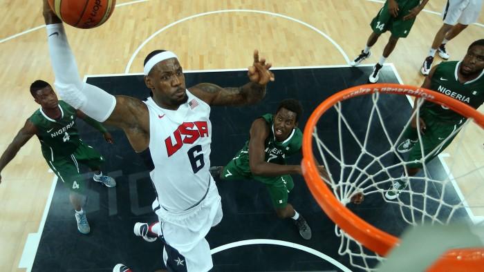 Olympics (basketball)